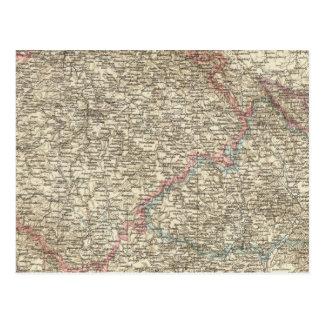 Bohemia, Moravia, Austrian Silesia 2 Post Card