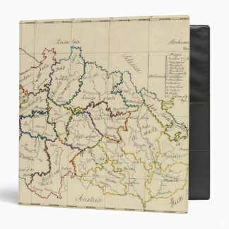 Bohemia, Moravia, Austrian Silesia Binder