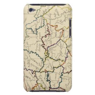 Bohemia, Moravia, Austrian Silesia Barely There iPod Case