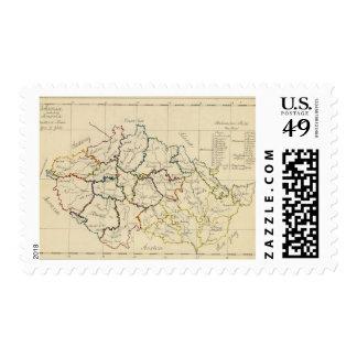 Bohemia, Moravia, Austrian Silesia Postage