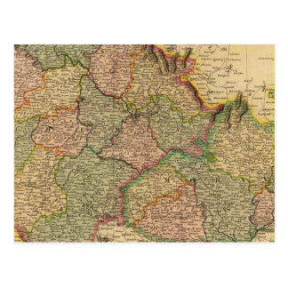 Bohemia, Moravia Postcard