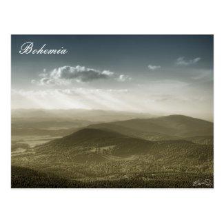 Bohemia postcard