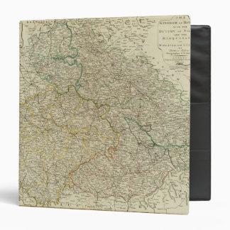 "Bohemia, Silesia, Moravia, Lusatia Carpeta 1 1/2"""