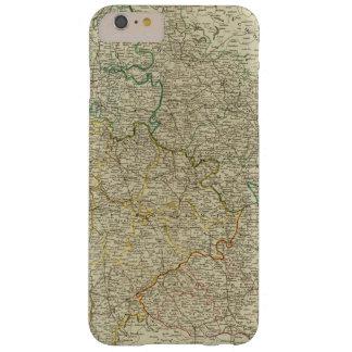 Bohemia, Silesia, Moravia, Lusatia Funda De iPhone 6 Plus Barely There