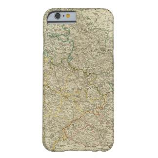 Bohemia, Silesia, Moravia, Lusatia Funda De iPhone 6 Barely There