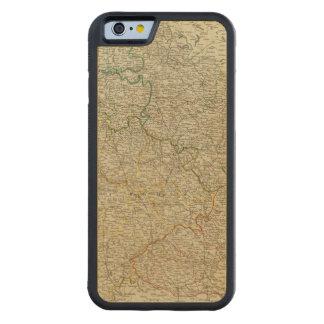 Bohemia, Silesia, Moravia, Lusatia Funda De iPhone 6 Bumper Arce