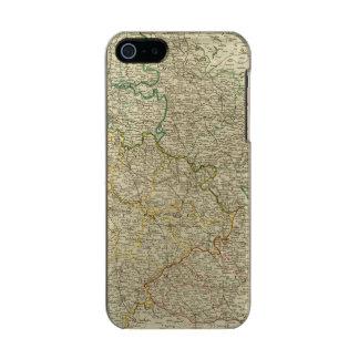 Bohemia, Silesia, Moravia, Lusatia Funda Para iPhone 5 Incipio Feather Shine