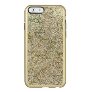 Bohemia, Silesia, Moravia, Lusatia Funda Para iPhone 6 Plus Incipio Feather Shine