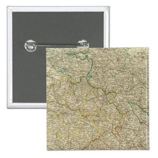 Bohemia, Silesia, Moravia, Lusatia Pins
