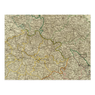 Bohemia, Silesia, Moravia, Lusatia Postcard
