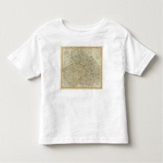 Bohemia, Silesia, Moravia, Lusatia T Shirt