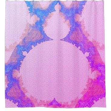 Professional Business Bohemian_Buddha(c) Miami-Sunset- Bathroom_ Shower Curtain