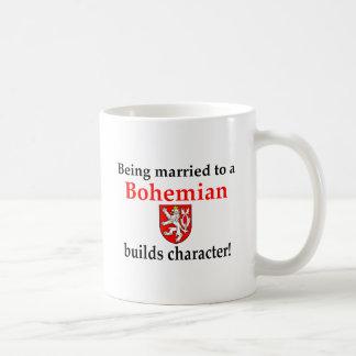 Bohemian Builds Character Coffee Mug