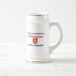 Bohemian Builds Character Mug