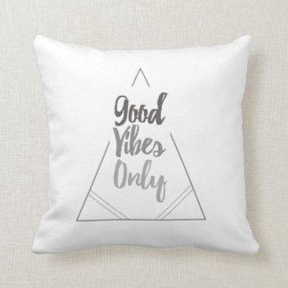 """Bohemian Chic """"Good Vibes Only""""   Tribal   Pillow"""
