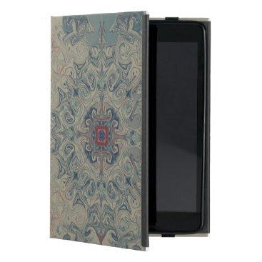 Bohemian, colorful case for iPad mini