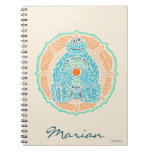 Bohemian Cookie Monster Note Books