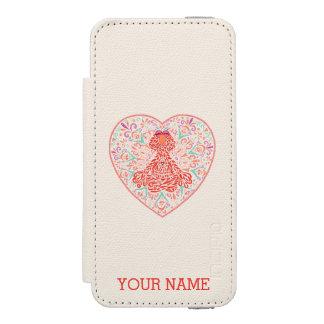 Bohemian Elmo iPhone SE/5/5s Wallet Case