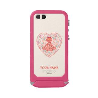 Bohemian Elmo Waterproof iPhone SE/5/5s Case
