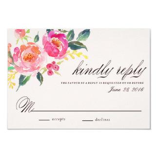 Wedding Response Cards Zazzle