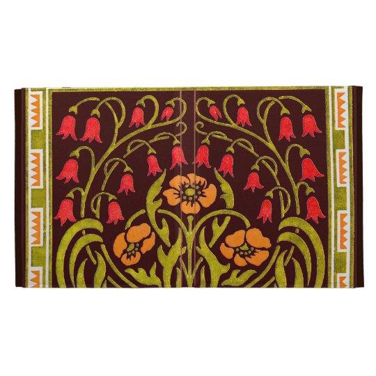 Bohemian Garden iPad Folio Cases