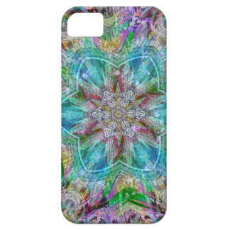 Bohemian Green kaleidoscope iPhone 5 Covers