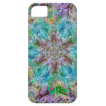 Bohemian Green kaleidoscope iPhone 5/5S Cover