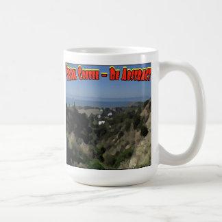 bohemian java esoterica coffee mug