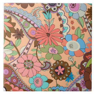 Bohemian MOD Tile