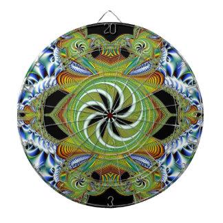 Bohemian Pinwheel Dartboards