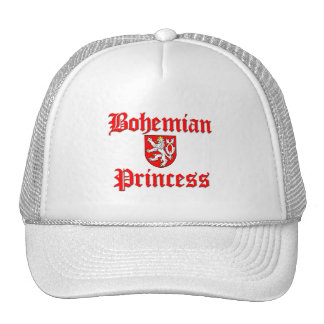 Bohemian Princess Trucker Hat