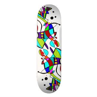 Bohemian RAPsody Skateboard Deck