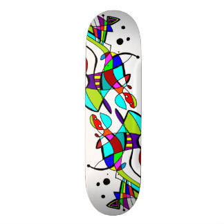Bohemian RAPsody Skateboard Decks