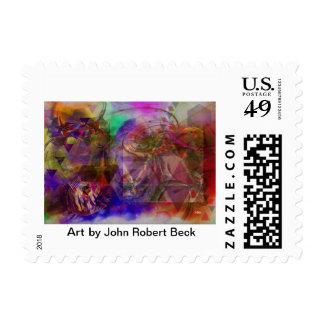 Bohemian Rhapsody Postage Stamps
