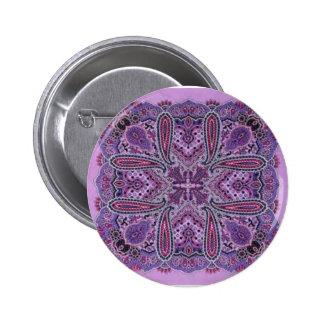 Bohemian Royale Pinback Button