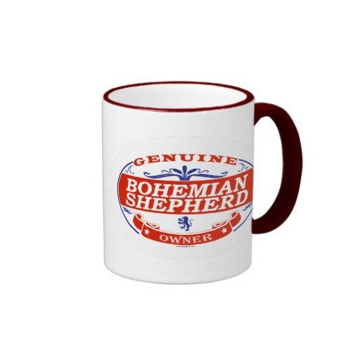 Bohemian Shepherd  Mug
