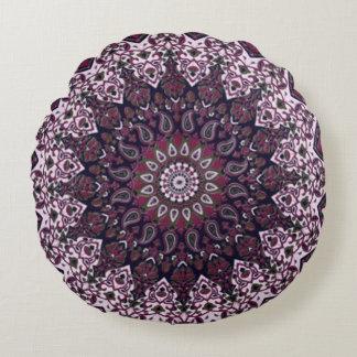 Bohemian Style Pillow Round Pillow