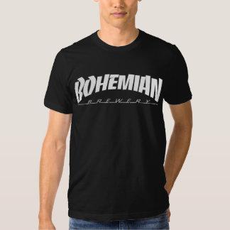Bohemian Thrash T - Black T-Shirt
