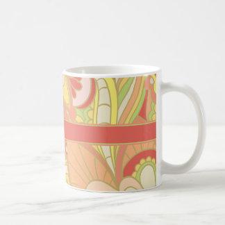 Bohemian, Vibrant Pastels Mug