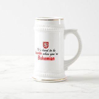 Bohemio humilde tazas de café