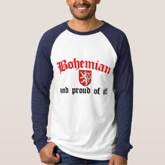 Bohemio orgulloso polera