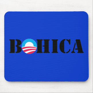 BOHICA MOUSE PAD