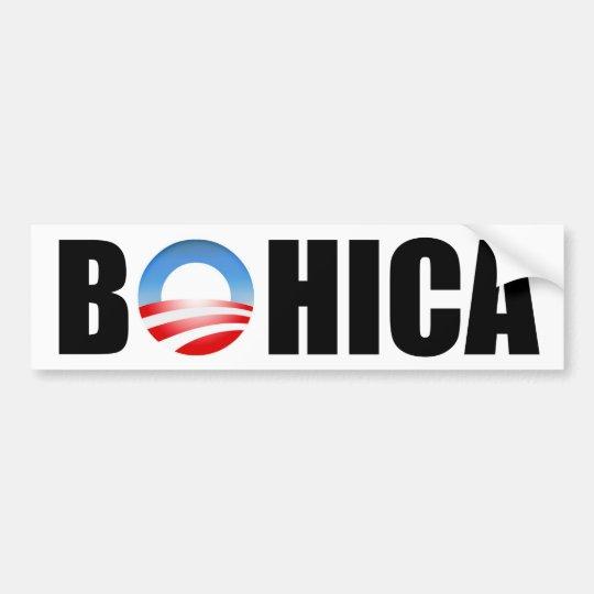 Bohica Obama Bumper Sticker
