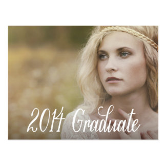 Boho 2 | Graduation Postcard Invitation