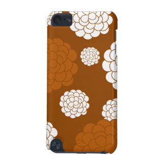 Boho Autumn Flowers iPod Touch Case