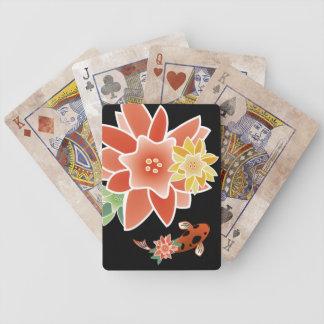 BOHO Betty - tarjetas del vintage Baraja
