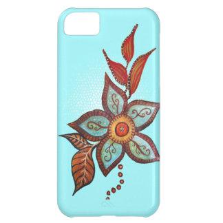 Boho Blue Case For iPhone 5C
