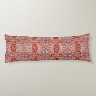 Boho Body Pillow