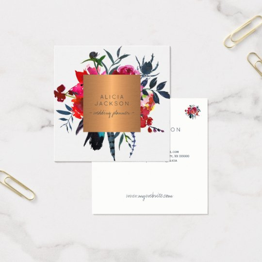 Wedding Business Cards & Templates