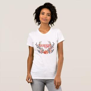 874464c5 Boho Chic T-Shirts - T-Shirt Design & Printing | Zazzle